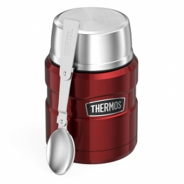 Lunch box isotherme - King - Rouge - 470 ml - THERMOS