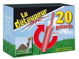 Recharge de 20 pétards - Le Détaupeur - MYRIAD