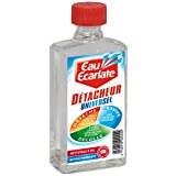 Eau Ecarlate - 000002 - Détacheur Liquide Instantané Taches Grasses - 250 ml