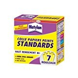 Metylan - Colle Papiers Peints Standards 250G [Divers]