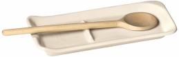 Repose-cuillère en céramique - Beige - 22.5 cm - EMILE HENRY
