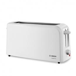Grille pain CompactClass - Blanc / Gris - 980 Watts - BOSCH