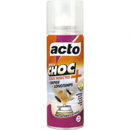 Aérosol choc tous insectes - Aérosol 100 ml - ACTO