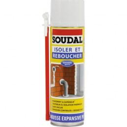 Mousse expansive polyuréthane - 300 ml