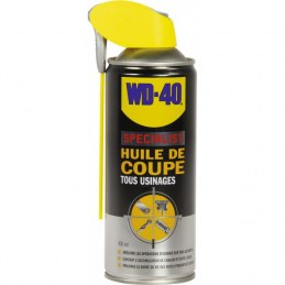 Huile de coupe Tous usinages - 400 ml - WD-40 Spécialist