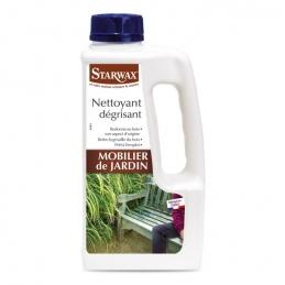 Nettoyant dégrisant pour mobilier de jardin en teck et bois exotiques - 1 L - STARWAX