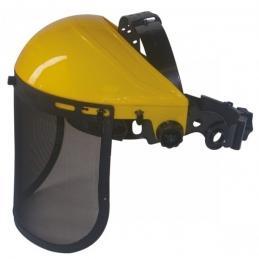 Masque et visière de protection pour débroussaillage - OUTIBAT