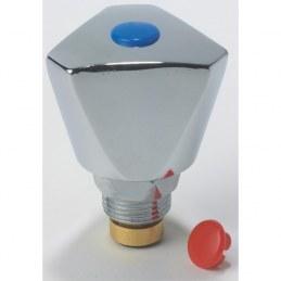Tête de robinet universelle à clapet - Filetage 22 x 150 mm - NEPTUNE
