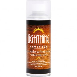 Raviveur bois - 400 ml - LIGHTNING