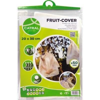 Housse de protection pour fruits - Lot de 50 - CATRAL