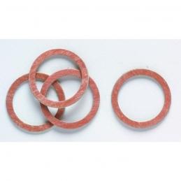 Sachet de 9 joints en caoutchouc synthétique cellulose - 8 x 13 mm - GRIPP