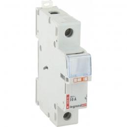 Coupe-circuit 1P pour cartouche cylindrique domestique 10A - LEGRAND