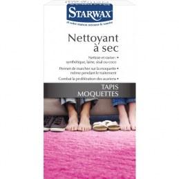 Nettoyant à sec tapis et moquettes - 500 Grs - Starwax
