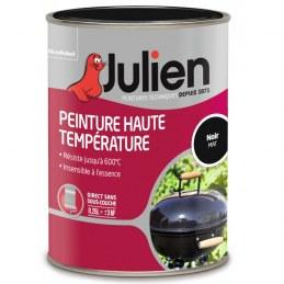 Peinture hautes-températures - Noir - 0.250 L - JULIEN