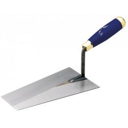 Truelle italienne carrée acier - 22 cm - OUTIBAT