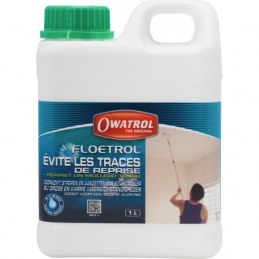 FLOETROL - Additif pour peintures et colles - 1 L - OWATROL