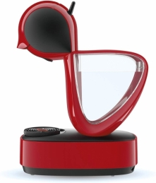 Cafetière à dosettes Dolce Gusto - INFINISSIMA - Rouge