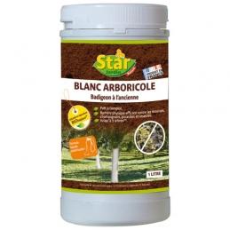 Blanc arboricole badigeon UAB - 1 L - STAR
