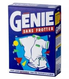Lessive main - Sans frotter - 450 grs - GENIE