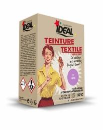 Teinture textile pour machine - Lilas - 350 Grs - IDEAL