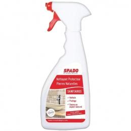 Nettoyant protecteur pierres naturelles - 500 ml - SPADO