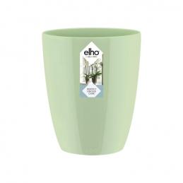 Pot haut spécial orchidée - Brussels - H 12.5 cm - Vert pastel - ELHO