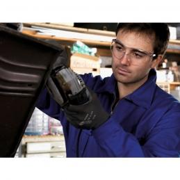 Lunettes de protection - Protection latérale - Anti-rayure- Incolore - SCID