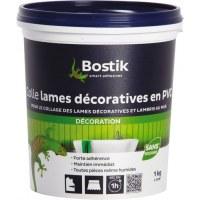 Colle lame décorative PVC 1 Kg - BOSTIK