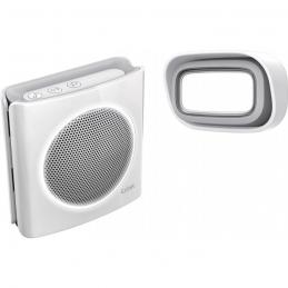 Carillon enfichable sans fil - Dibi Flash - Plug - 200 M - EXTEL