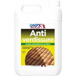 Anti verdissure - Action préventive et curative - 5 L - ONYX