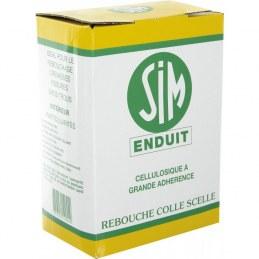 Enduit cellulosique en poudre -1 Kg - SIM