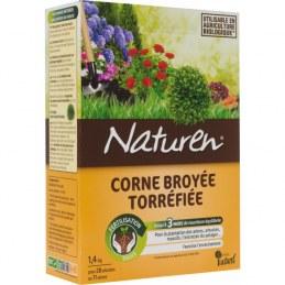 Corne broyée torréfiée pour fertilisation - 1.4 Kg - NATUREN