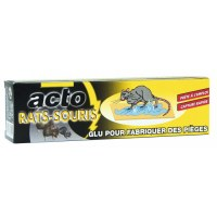 Souricide / raticide - Glu - Tube 135 gr - ACTO