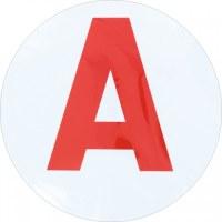 Disque adhésif Jeune conducteur - ALTIUM
