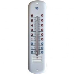 Thermomètre plastique / Blanc - 190 x 47 - STIL