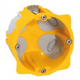 Boîte à encastrer Ecobatibox pour plaque de plâtre - 1 poste - LEGRAND