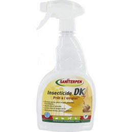 Insecticide spécial environnement animal - 750 ml - SANITERPEN