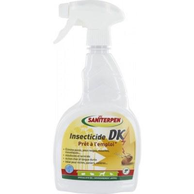 Insecticide spécial environnement animal - 750 ml - SANITERPEN
