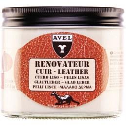 Baume rénovateur pour le cuir - Blanc - 250 ml - AVEL