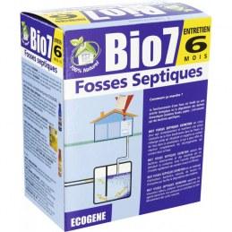 Entretien fosses - 6 x 480 gr - Bio 7 - ECOGENE