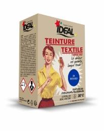 Teinture textile pour machine - Bleu roi - 350 Grs - IDEAL