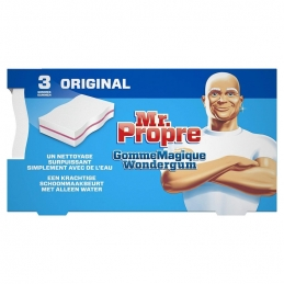 Gomme Magique Original Nettoyante - Pack de 3 - MR PROPRE