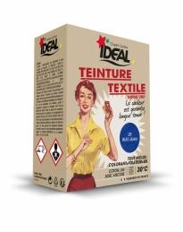 Teinture textile pour machine - Bleu jean - 350 Grs - IDEAL