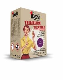 Teinture textile pour machine - Violet - 350 Grs - IDEAL