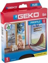 Joint en mousse PVC pour calfeutrage - 6 M - GEKO