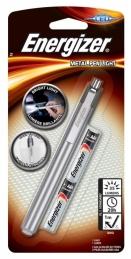 Lampe portative en forme de stylo - Metal Penlight - LED - ENERGIZER