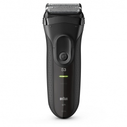 Rasoir électrique rechargeable Braun Series 3 ProSkin 3040s technologie Wet&Dry - Noir - BRAUN