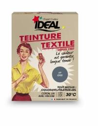 Teinture textile pour machine - Gris - 350 Grs - IDEAL