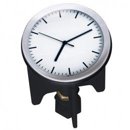 Bouchon clapet de lavabo - Pluggy - Horloge - 4 cm - WENKO