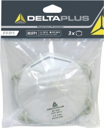 3masques respiratoires - m3fp1 - Filtre FFP1 - VENITEX